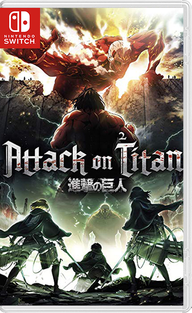 Attack on Titan 2 Final Battle Switch NSP