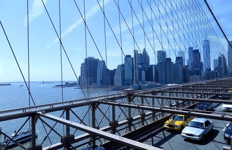 Самый знаменитый мост Нью-Йорка