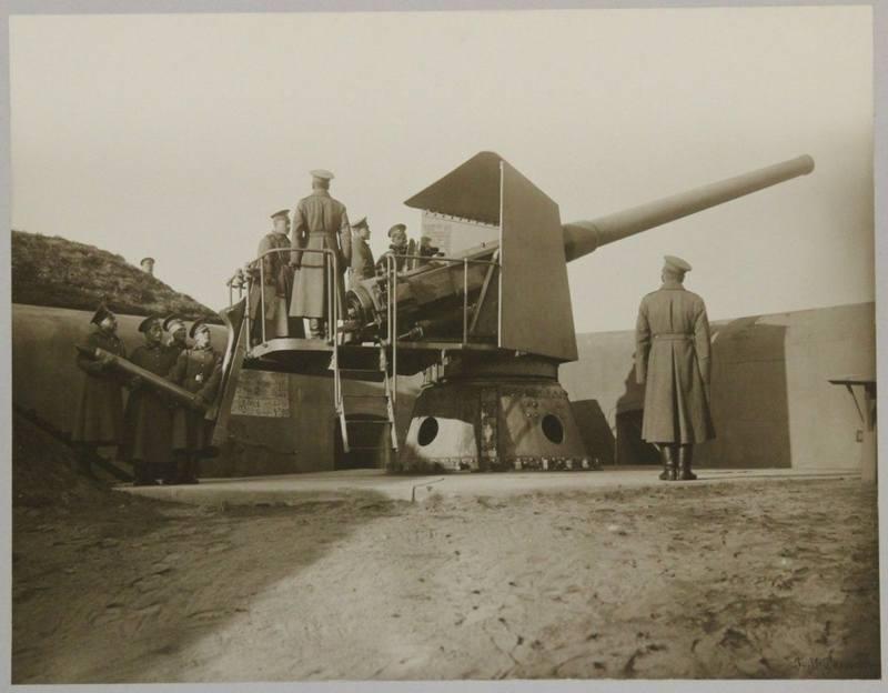 Старые фото форта Красная Горка