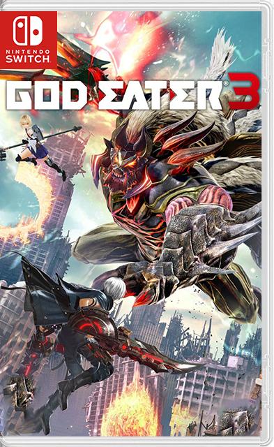 GOD EATER 3 Switch NSP