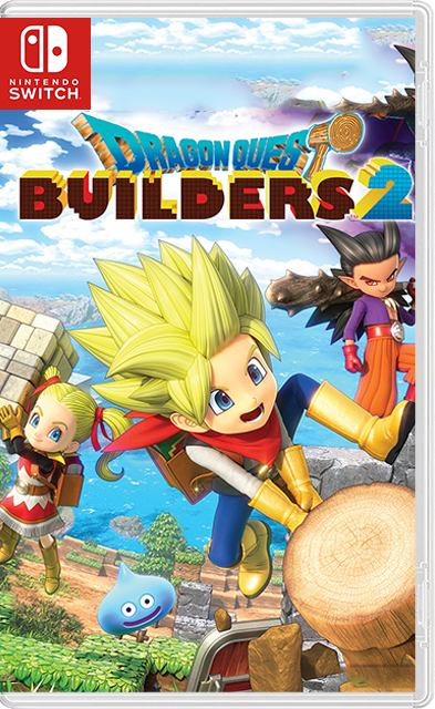 Dragon Quest Builders 2 Switch NSP