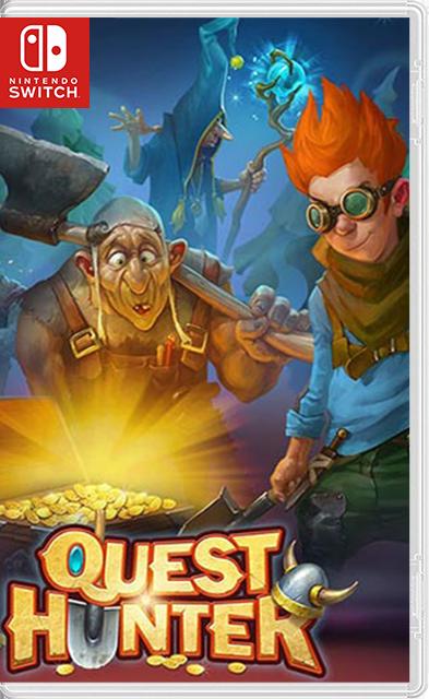 Quest Hunter Switch NSP