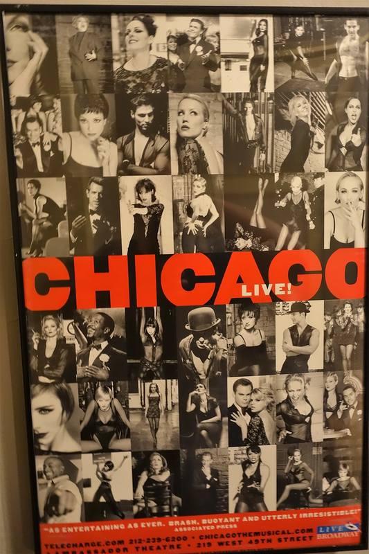 Мюзикл Чикаго