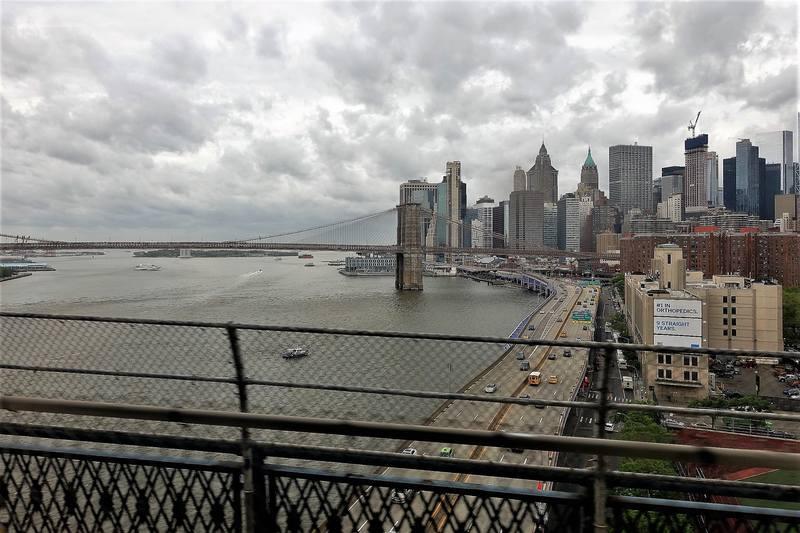 Нью-Йоркские оттенки серого
