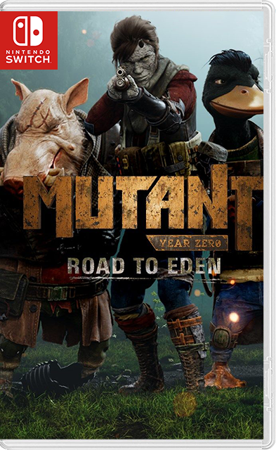Mutant Year Zero: Road to Eden Deluxe Edition Switch NSP XCI NSZ