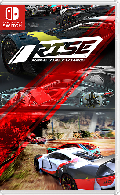 Rise: Race The Future Switch NSP