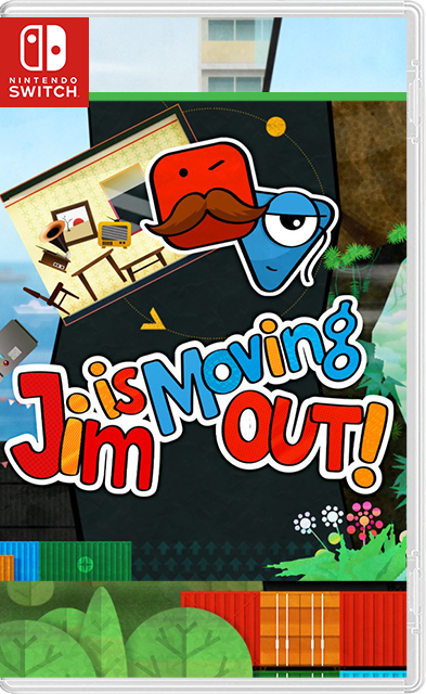 Jim is Moving Out! Switch NSP