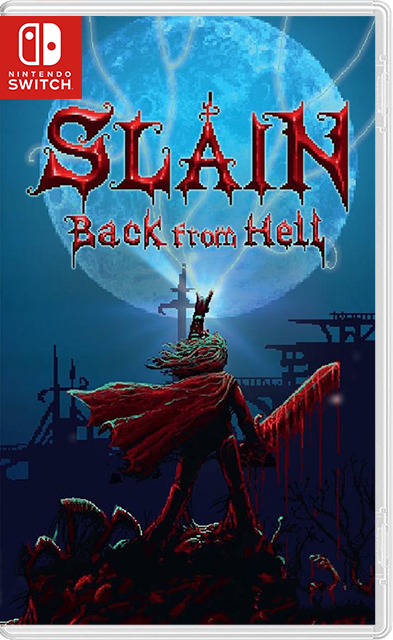 Slain: Back From Hell Switch NSP