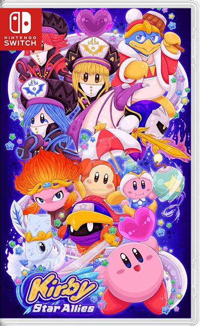 Kirby : Star Allies Switch XCI NSP