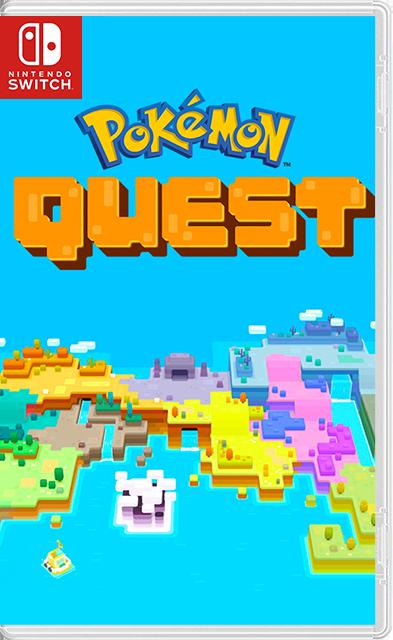 Pokémon Quest Switch NSP XCI NSZ