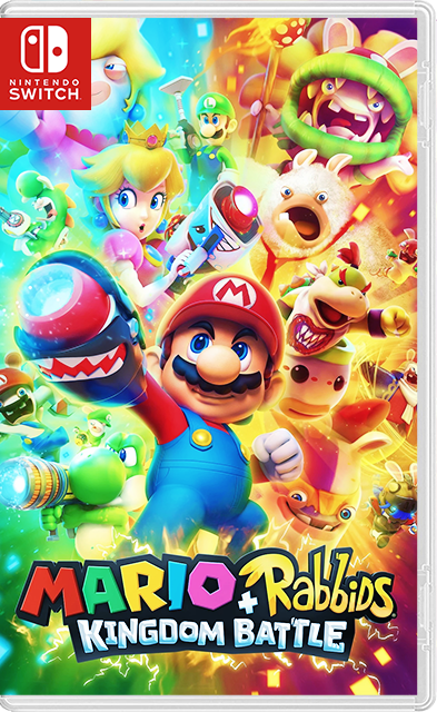 Mario + Rabbids Kingdom Battle Switch XCI NSP