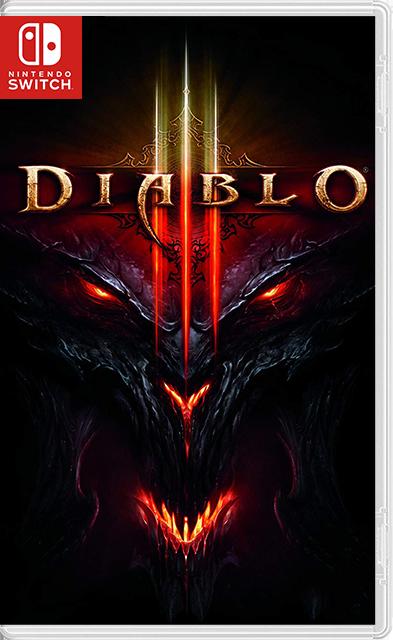 Diablo III: Eternal Collection Switch Xci Nsp
