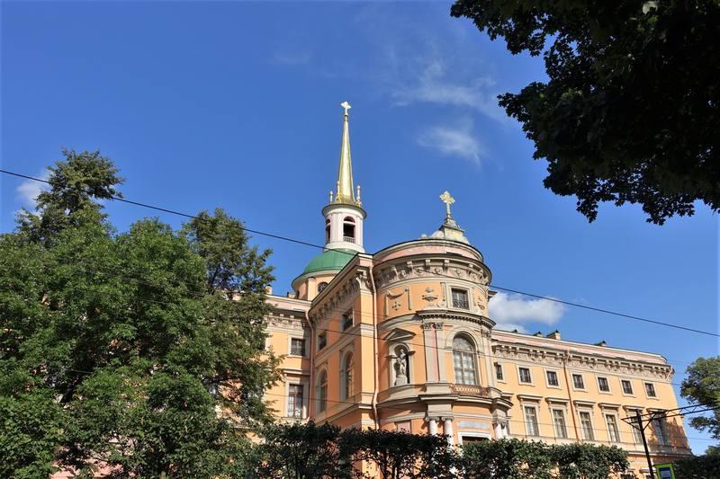 Прогулка по летнему Петербургу