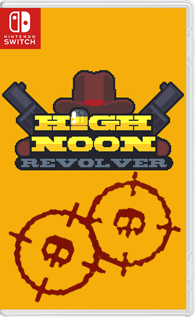 High Noon Revolver Switch NSP