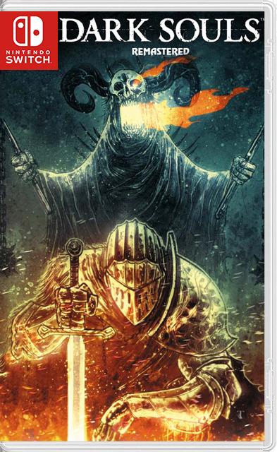 Dark Souls Remastered – Switch Xci Nsp