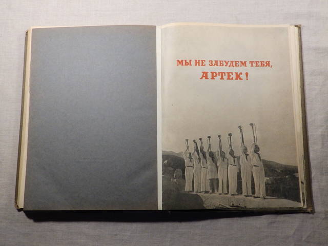 1940 год «АРТЕК» Медгиз, тираж 3 тыс. экземпляров (Книга-альбом) (180)