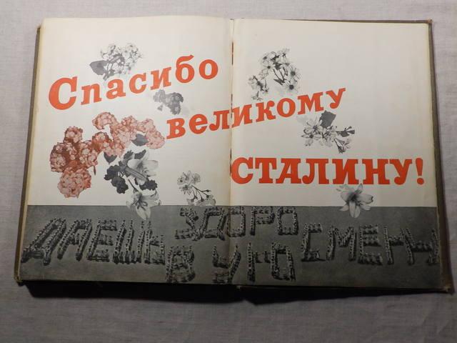 1940 год «АРТЕК» Медгиз, тираж 3 тыс. экземпляров (Книга-альбом) (182)