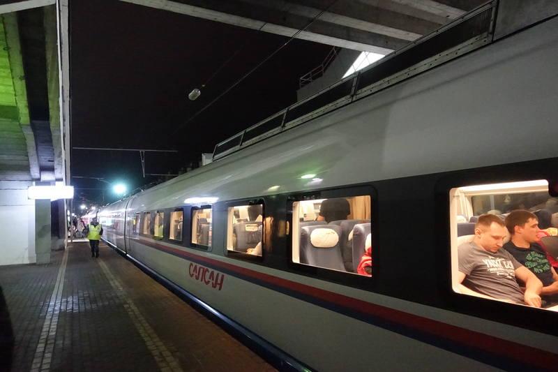 Поездка во Владимир