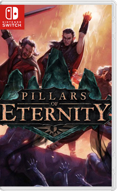 Pillars of Eternity: Complete Edition Switch NSP