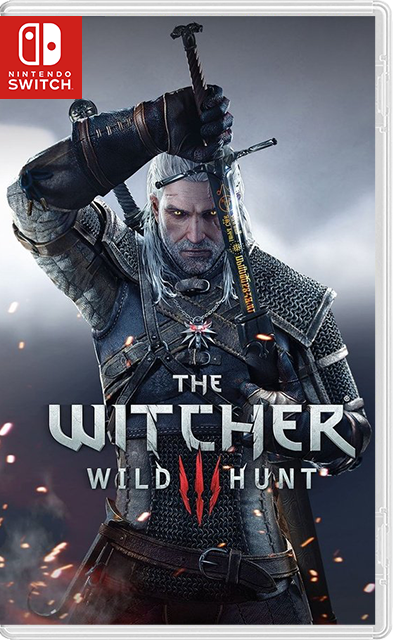 The Witcher 3: Wild Hunt Complete Edition Switch NSP XCI