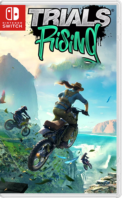 Trials Rising Switch NSP XCI