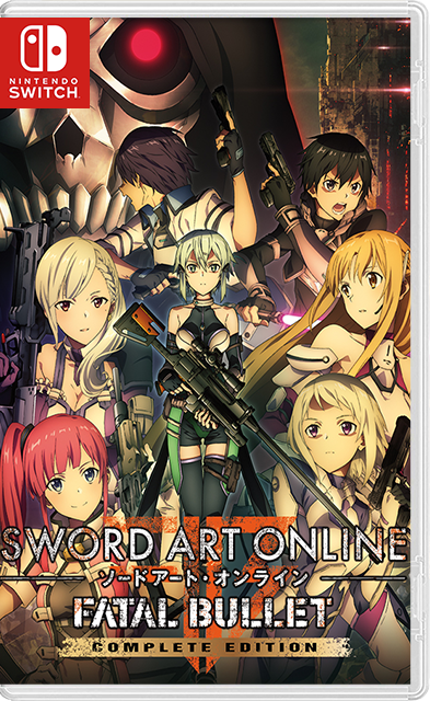 Sword Art Online Hollow Realization Fatal Bullet Complete Edition Switch Nsp Xci Switch Xci Com