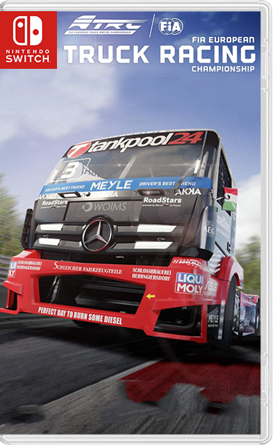 FIA European Truck Racing Championship Switch NSP