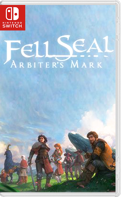 Fell Seal: Arbiter's Mark Switch NSP