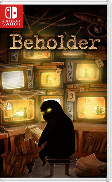 Beholder: Complete Edition Switch NSP NSZ XCI
