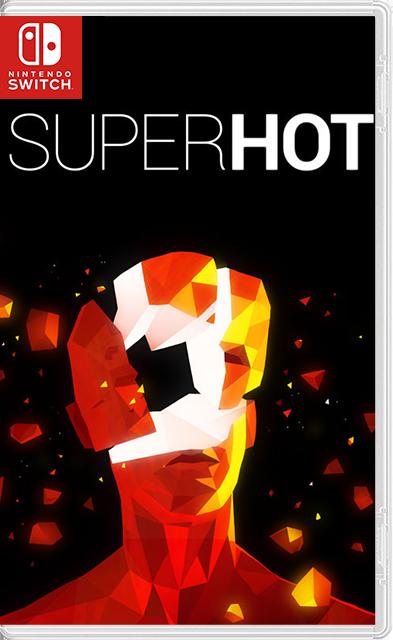 SUPERHOT Switch NSP XCI