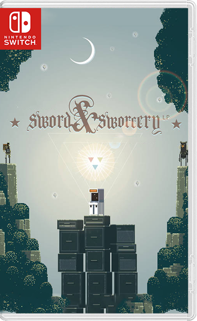 Superbrothers: Sword & Sworcery EP Switch NSP