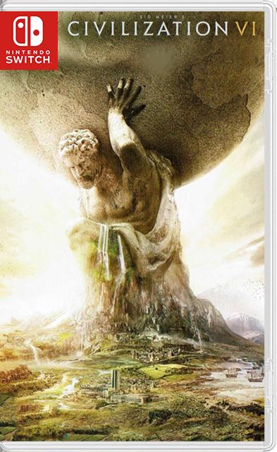 Sid Meier's Civilization VI Switch XCI NSP NSZ