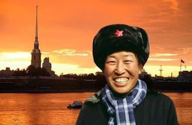 Китайский Петербург