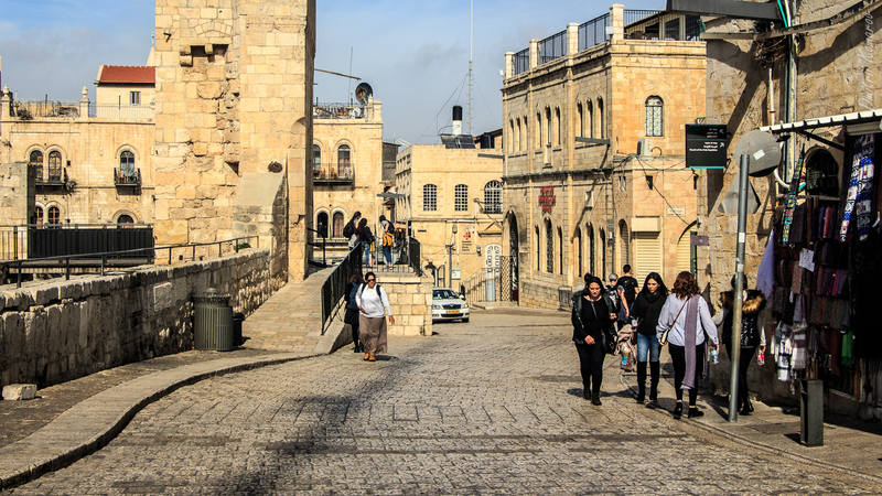 VFL.RU - ваш фотохостинг Иерусалим   Старый Город Иерусалим   Старый Город 27652267 m
