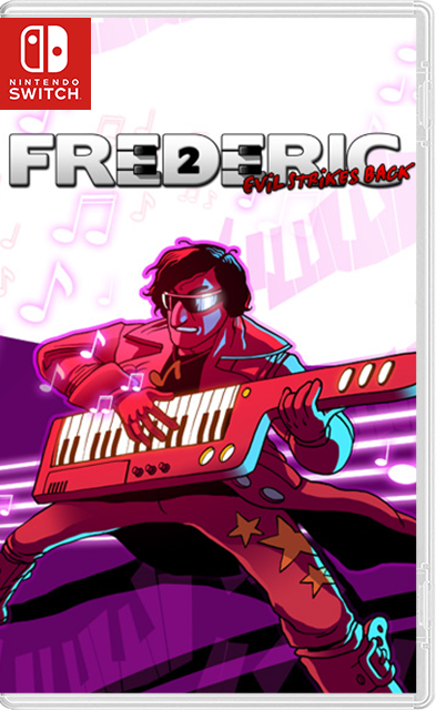 Frederic 2+1: Evil Strikes Back & Resurrection of Music Switch NSP