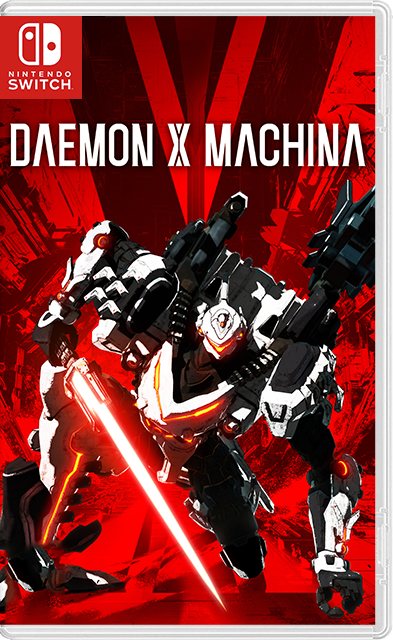 Daemon X Machina Switch NSP XCI