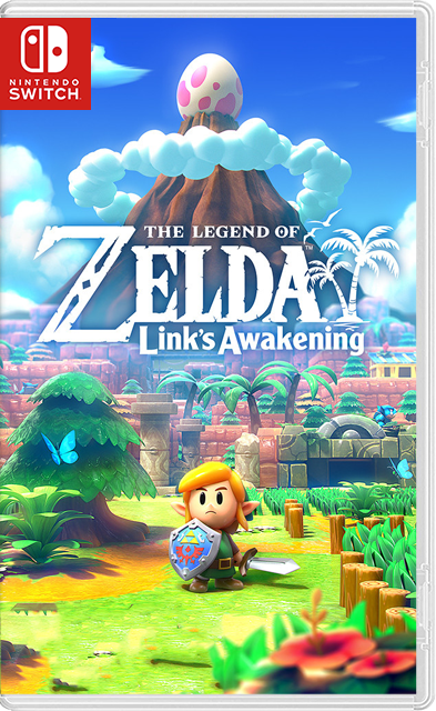 The Legend of Zelda: Link's Awakening Switch NSP XCI