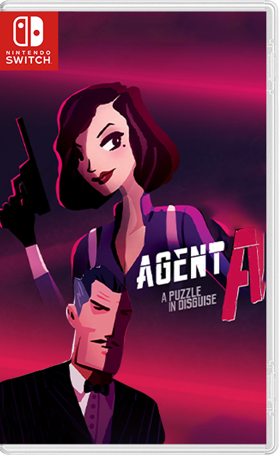 Agent A: a Puzzle in Disguise Switch NSP