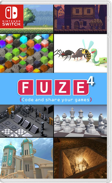 FUZE4 Switch NSP