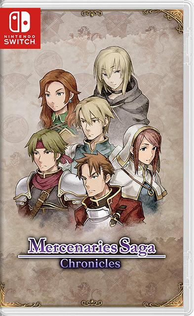 Mercenaries Saga Chronicles Switch NSP