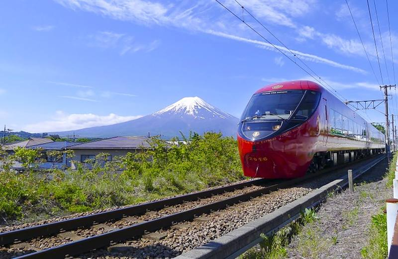 fuji-q-railway