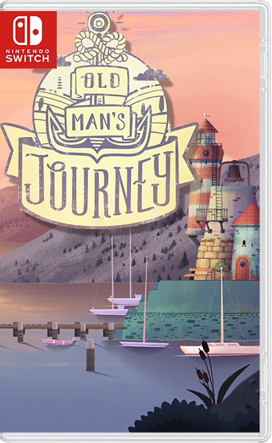 Old Man's Journey Switch NSP