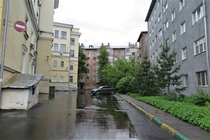Дождливый  Н-Новгород