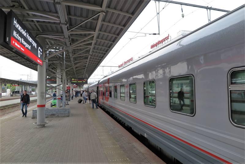 Прощание с Нижним Новгородом
