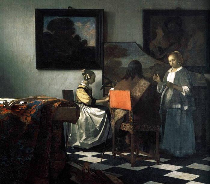 Ограбление музея  Изабеллы Гарднер