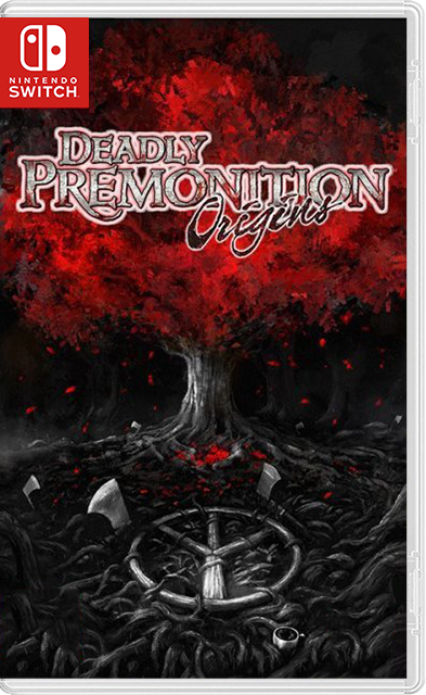 Deadly Premonition Origins Switch NSP