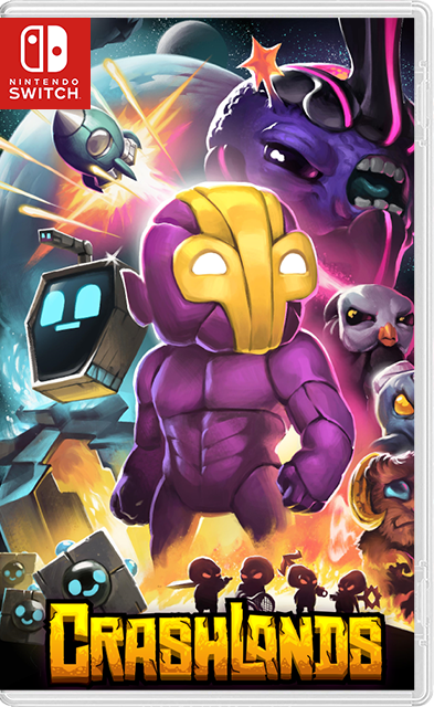 Crashlands Switch NSP