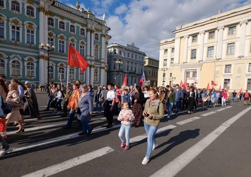 Марш памяти и славы