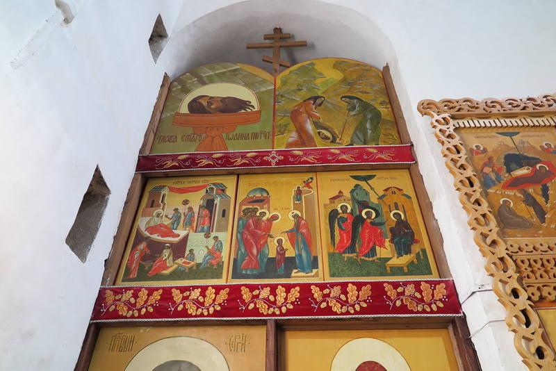 Церковь Рождества Иоанна Предтечи в Старой Ладоге