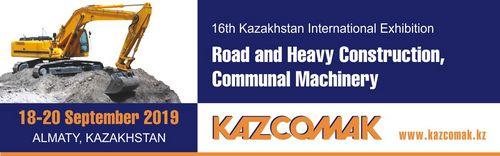 Kazcomak 2019